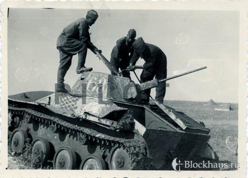 Камуфляж танков РККА периода ВОВ Zd5yba13