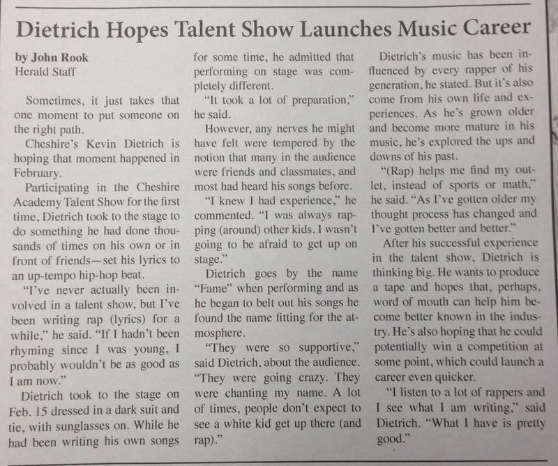 CA Talent Show 11106410