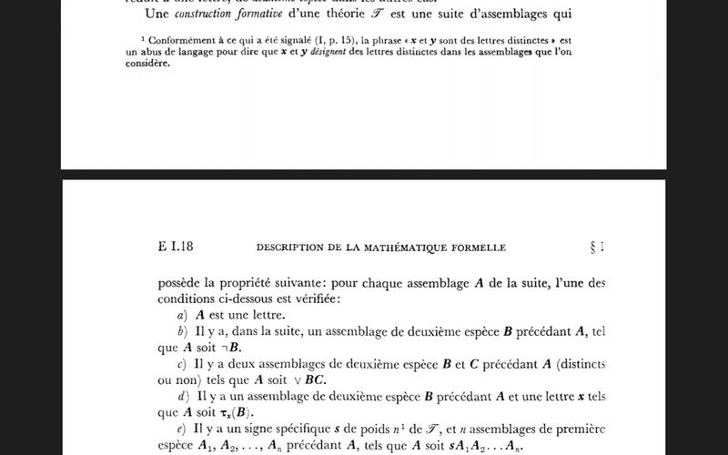 Intérêt et nature d'une construction formative en Théorie des Ensembles Screen10