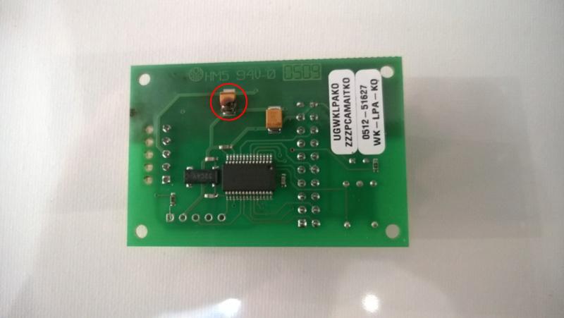 Problème antenne module Spektr10