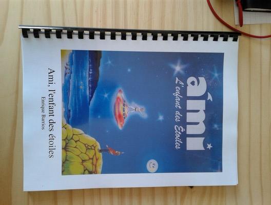 """Livre PDF - """"AMI, l'enfant des étoiles"""" d'Enrique Barrios 20160710"""