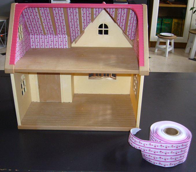 papier peint facile pour maison Papier11