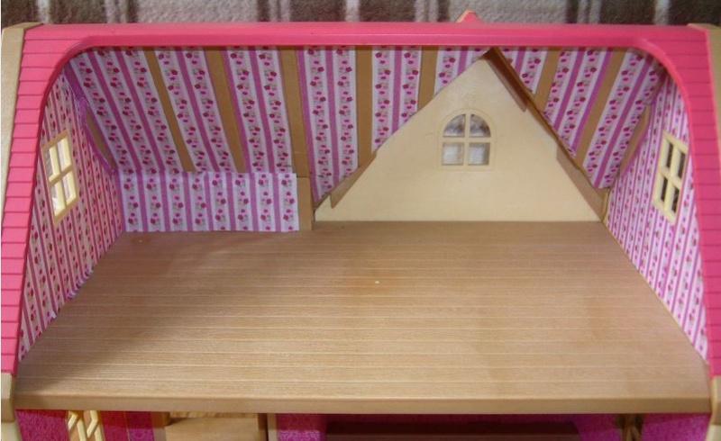 papier peint facile pour maison Papier14