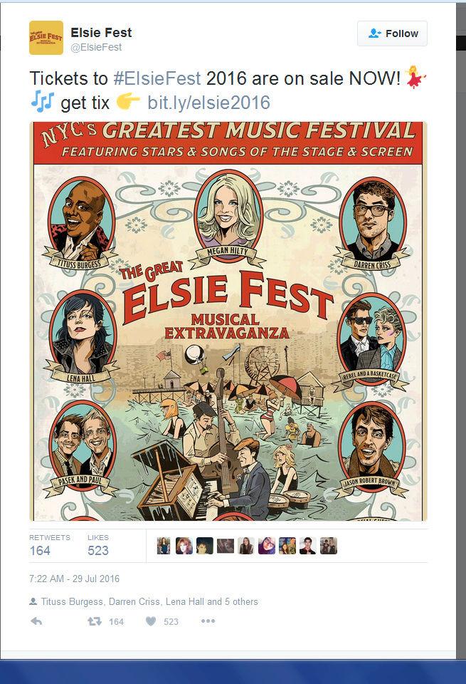 Theatre - Elsie Fest 2016 - Page 2 Elsief10