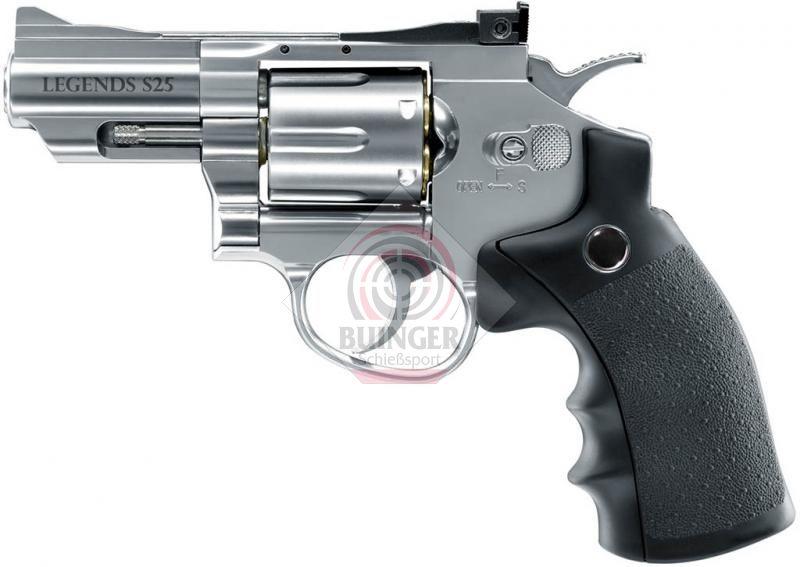 Revolver Legends S40 smith and wesson umarex Umarex10