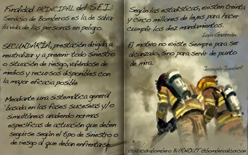 ¿Cual es la finalidad principal de un Servicio de Extinción de Incendios? Objeti10