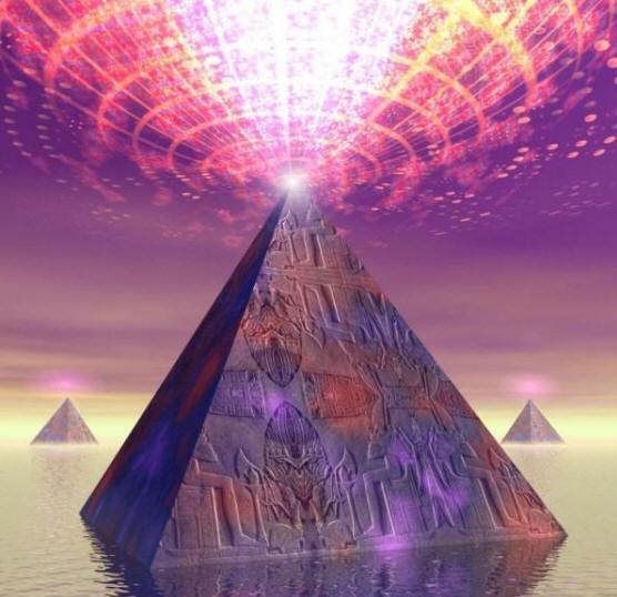 Божественная  Пирамида Energi10