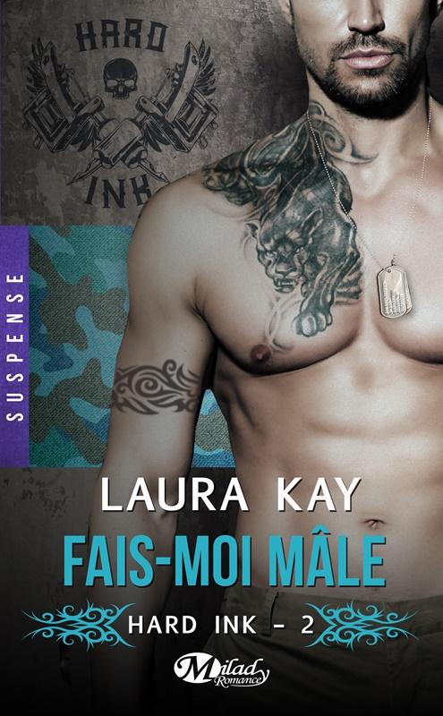 Hard Ink - Tome 2: Fais-Moi Mâle de Laura Kaye Hard-i11