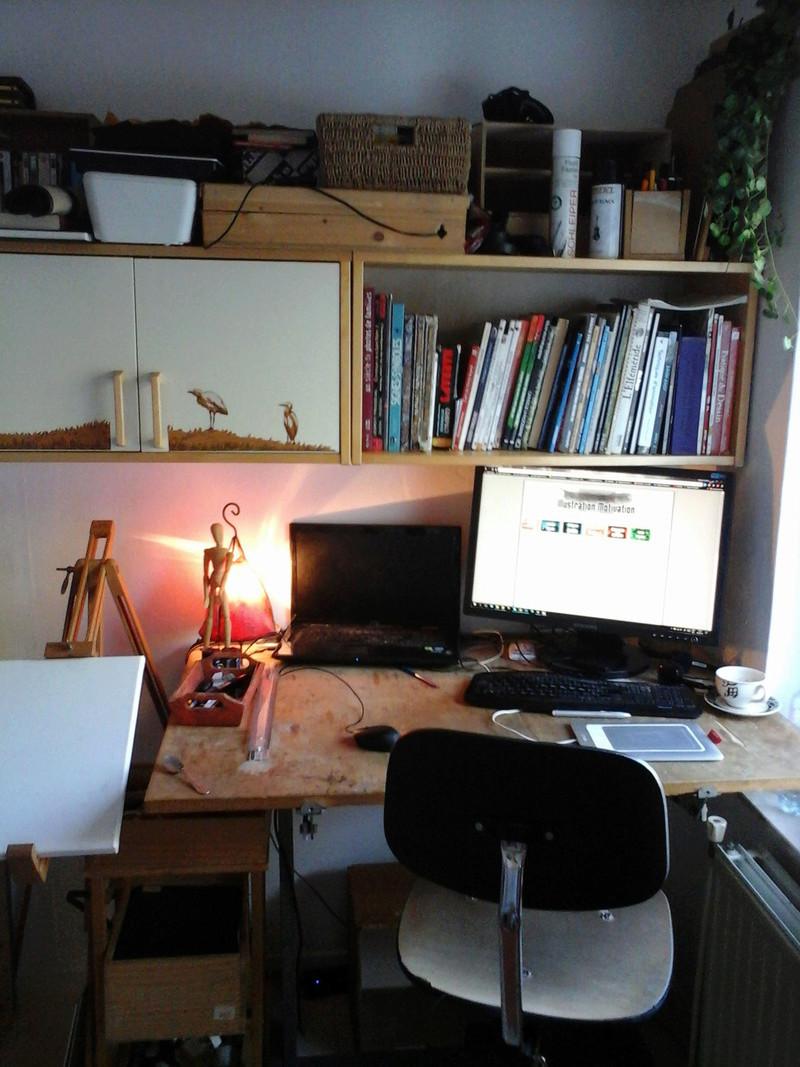 [irl] Montrez nous votre bureau - Page 2 Cointw10