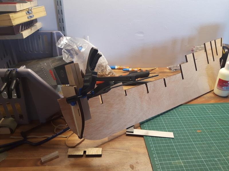 Constructo HMS Victory 111