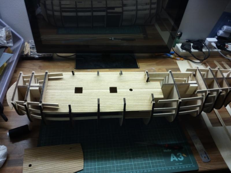 Constructo HMS Victory 2012
