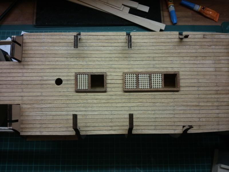 Constructo HMS Victory 2911