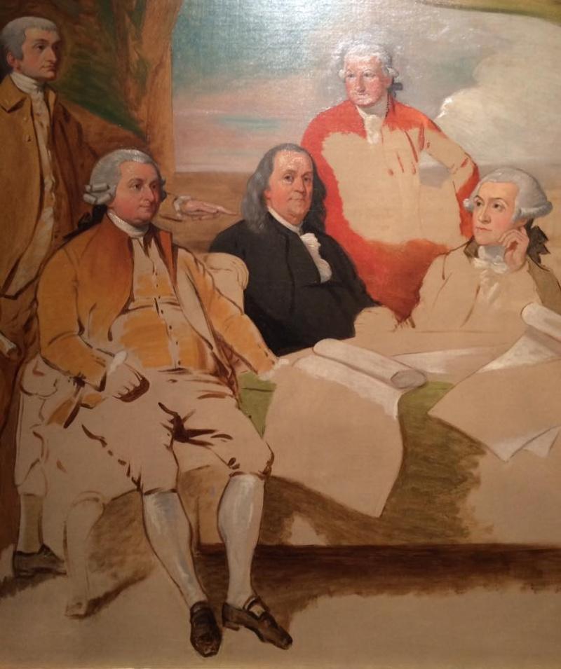Versailles et l'Indépendance américaine Ztaill19