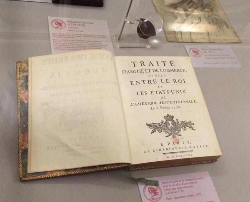 L'ami américain : les Français et l'Indépendance américaine, 1776-1783 Ztaill26