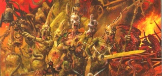 Background : Introduction to the Warhammer World Demons10
