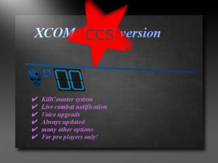 Optimisation du ccs (moins de lag) Xcomfi11