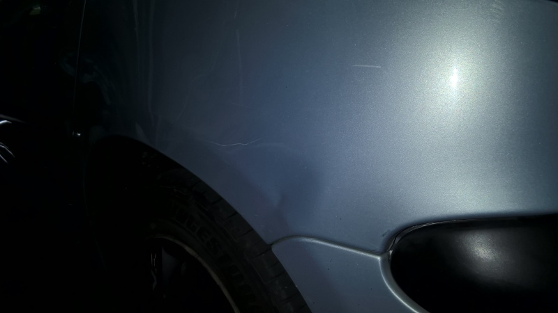 Redresser petite bosse carrosserie  Wp_20110