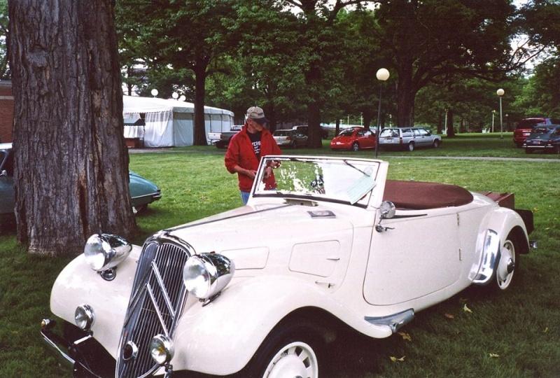 Citroën aux USA 13524410