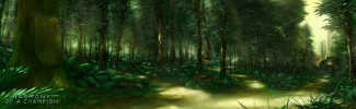 Forêt de Jade