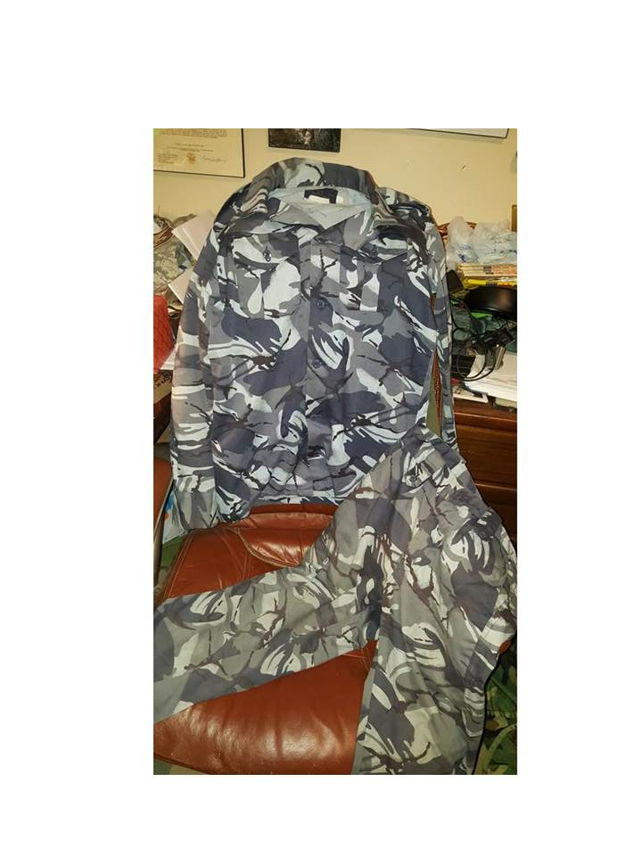 Iraqi Police Uniform? Slide718
