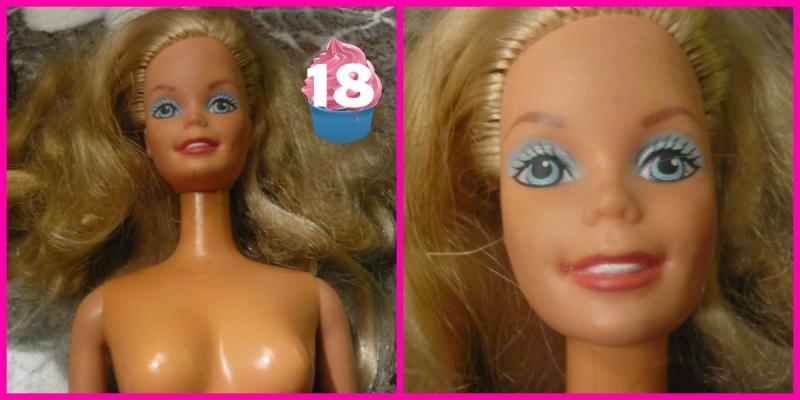 Département des poupées non identifiées Barbie12