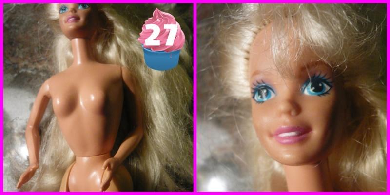 Département des poupées non identifiées Barbie22
