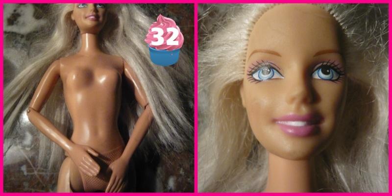 Département des poupées non identifiées Barbie27