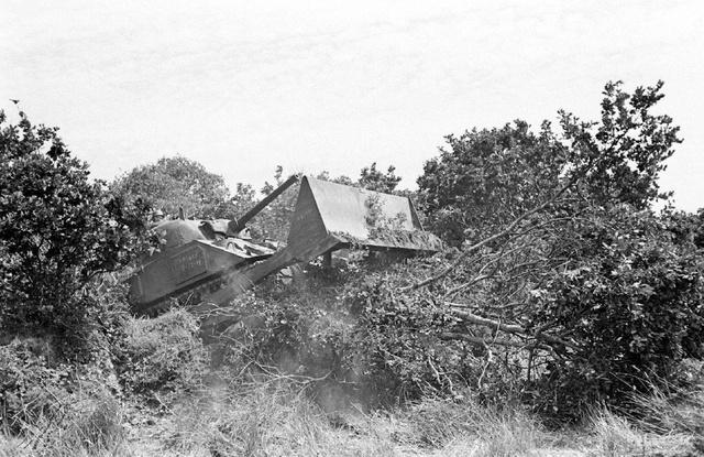 Bataille dans le Bocage Normand - techniques et tactiques Image93
