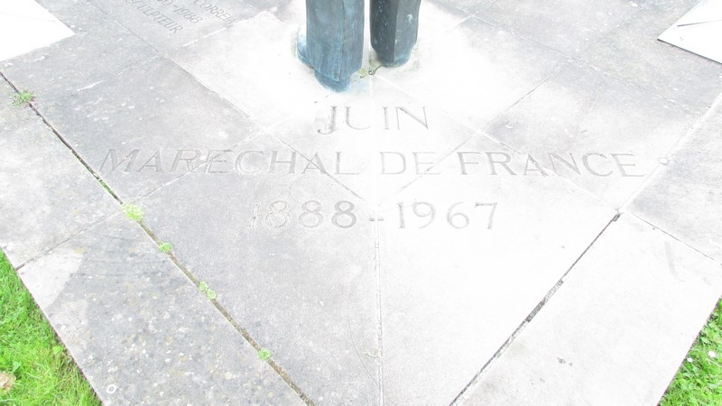 Les 4 maréchaux de France (Beauvais) Marych26