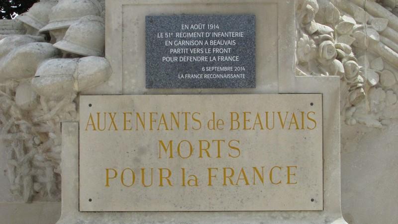 Monument aux morts (Beauvais) 1 Monume18