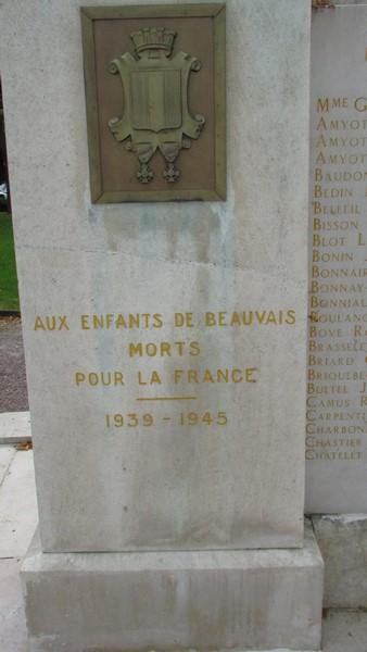 Monument aux morts (Beauvais) 2 Monume35