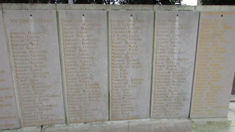 Monument aux morts (Beauvais) 2 Monume40