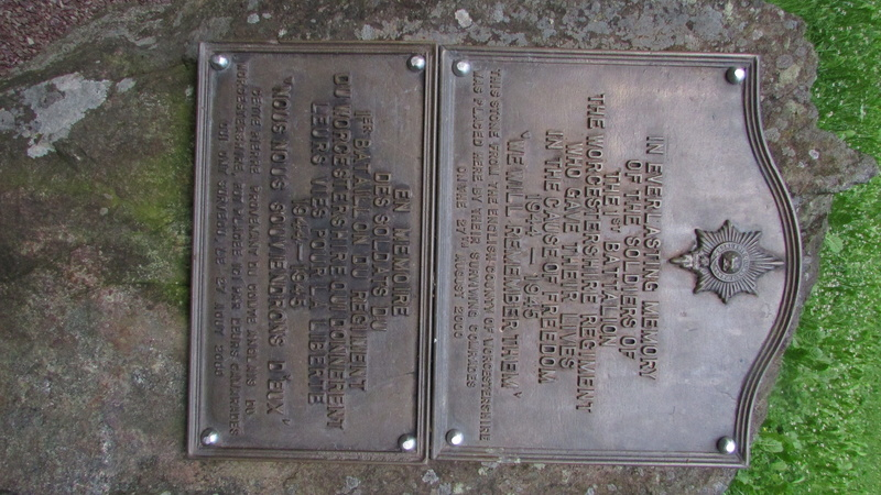 Mémorial britannique 27 août 1944 (Vernon) Mymori10