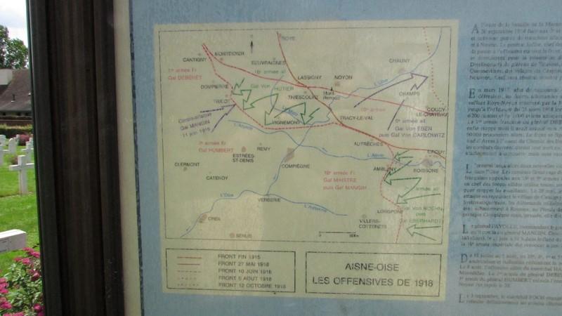 Nécropole Nationale (14-18 et 39-45) Beauvais (Marissel) 1 Nycrop42
