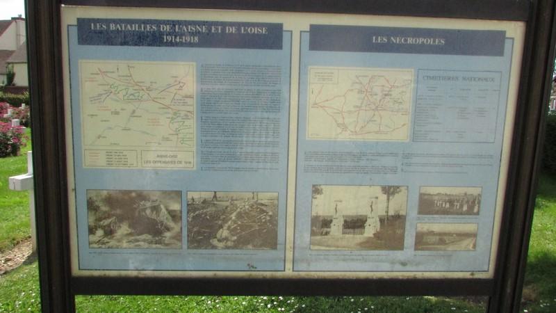Nécropole Nationale (14-18 et 39-45) Beauvais (Marissel) 1 Nycrop46
