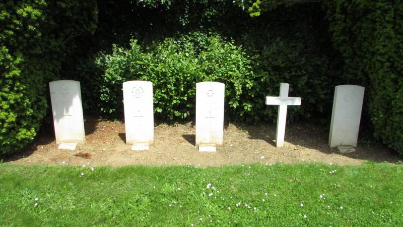 Nécropole Nationale (14-18 et 39-45) Beauvais (Marissel) 2 Nycrop59