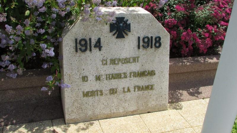 Nécropole Nationale (14-18 et 39-45) Beauvais (Marissel) 2 Nycrop75