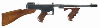 L'ARMEMENT DE LA 4th INFANTRY DIVISION : LE PISTOLET MITRAILLEUR THOMPSON M1 et M1A1 192810