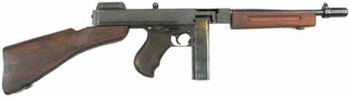 L'ARMEMENT DE LA 4th INFANTRY DIVISION : LE PISTOLET MITRAILLEUR THOMPSON M1 et M1A1 1928a110