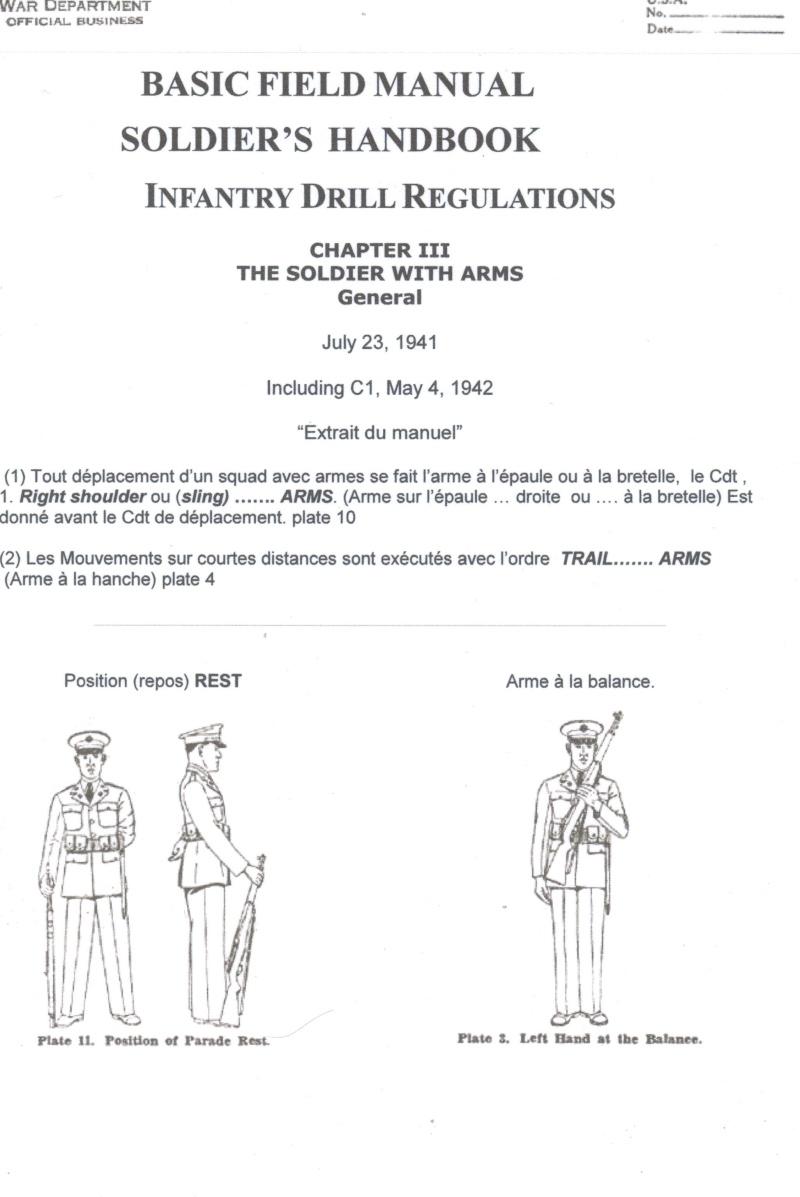 La 4th INFANTRY DIVISION US : LE DRILL Drill_24