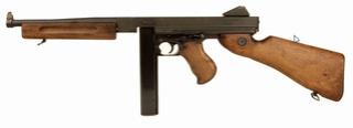 L'ARMEMENT DE LA 4th INFANTRY DIVISION : LE PISTOLET MITRAILLEUR THOMPSON M1 et M1A1 M1a110
