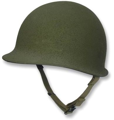 L'UNIFORME DE LA 4th INFANTRY DIVISION : LE CASQUE M1 Mccord10