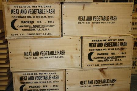 LES CAISSES US (PART 1) La nourriture Meat_a10