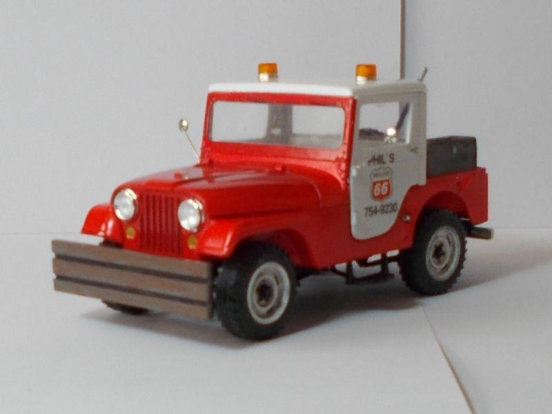 MPC Jeep CJ5 01110