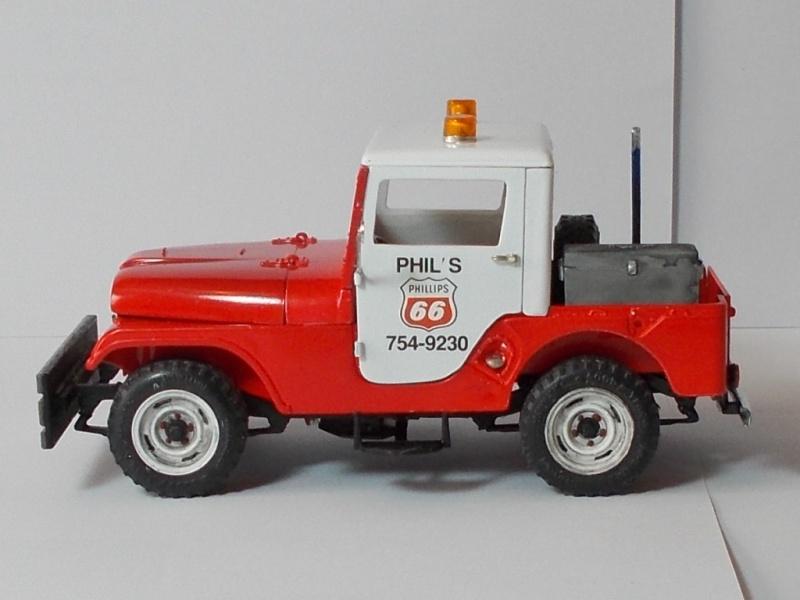 MPC Jeep CJ5 01210