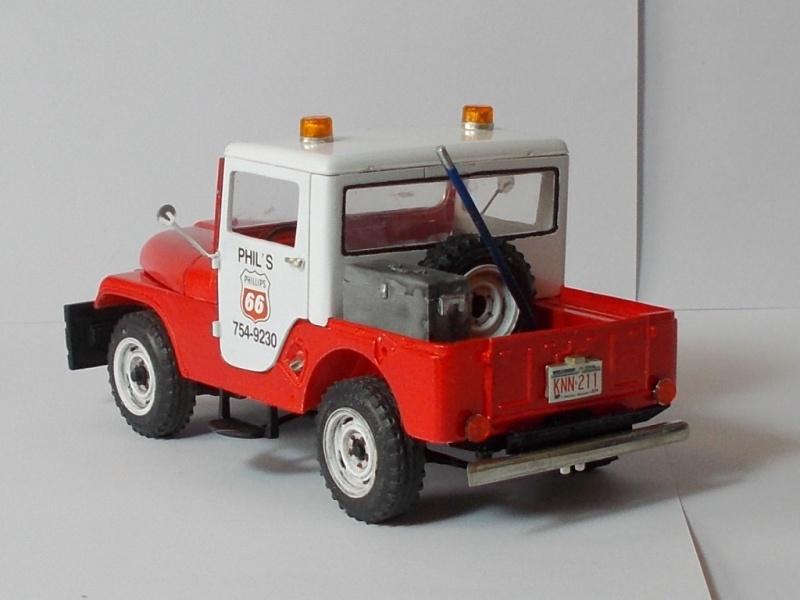 MPC Jeep CJ5 01310