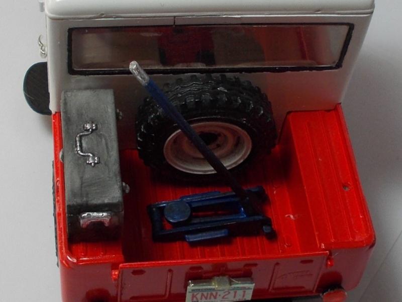 MPC Jeep CJ5 01410