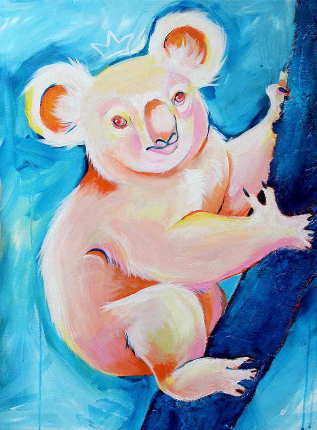La galerie de TrollcreaK.  Koala_10