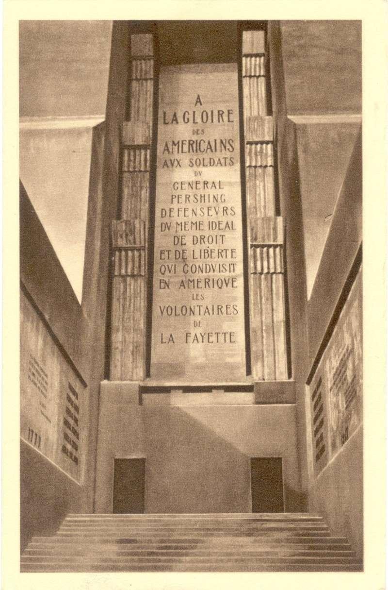 LE MONUMENT AMERICAIN AU VERDON Pointe16