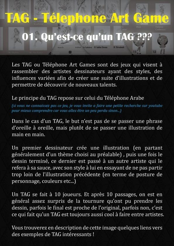 Téléphone Art Game (TAG) 12729310
